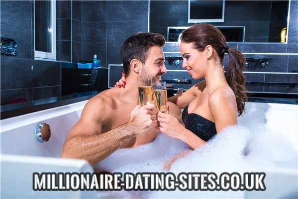 Some millionaires on millionaire dating sites can offer you the world and more